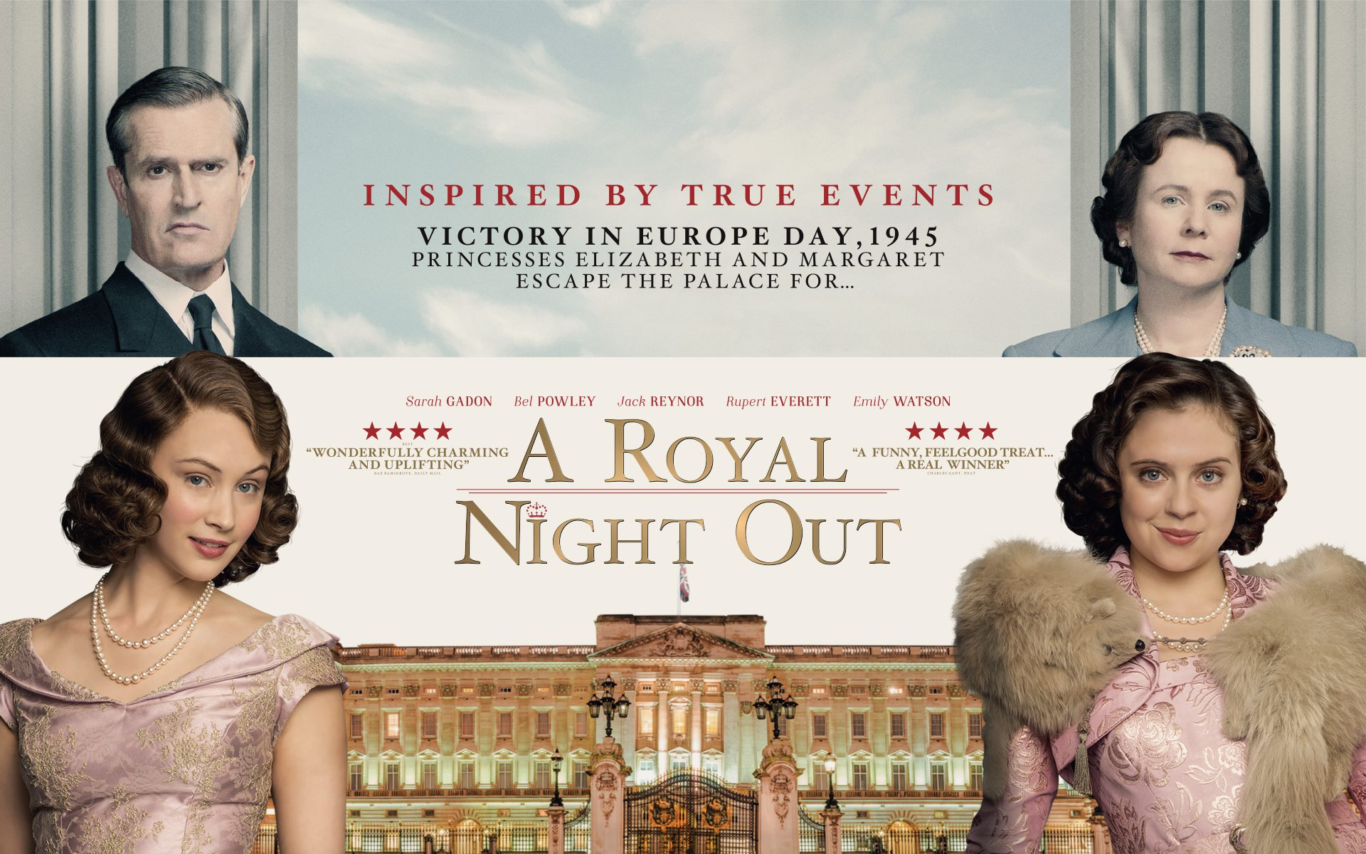 A Royal Night Out Official