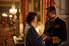 Emily Watson and Rupert Everett in A ROYAL NIGHT OUT